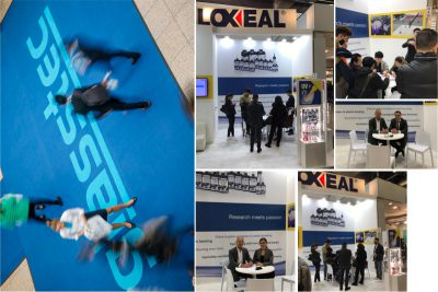 loxeal at glasstec